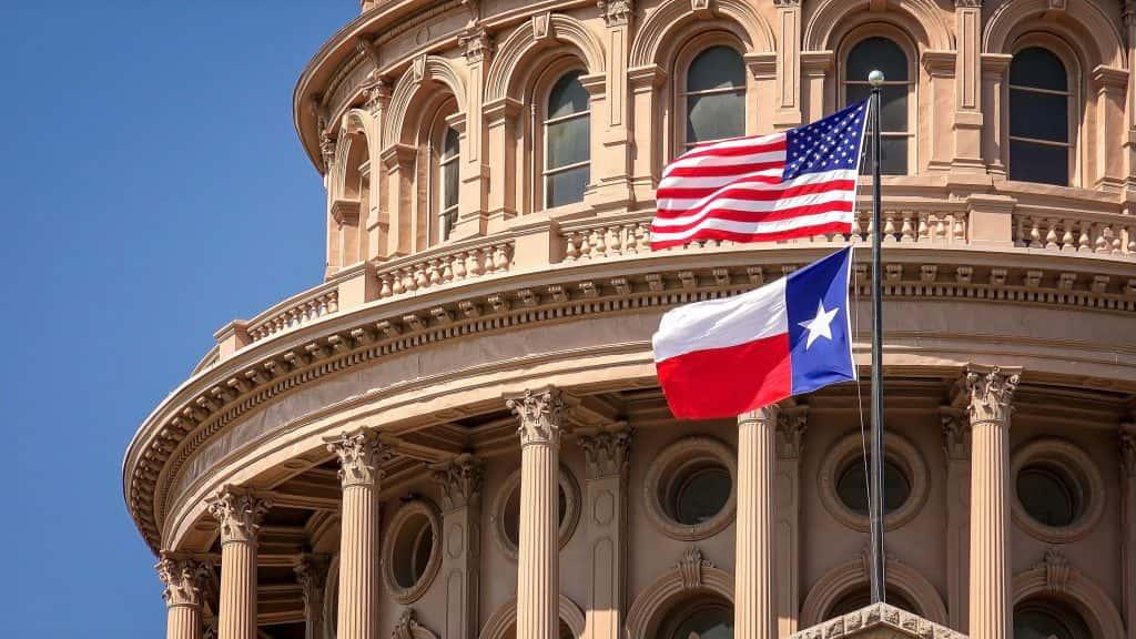 Austin Capital by CrackerClips Stock Media