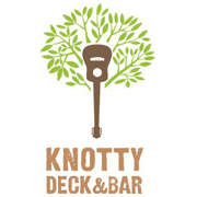 knotty deck and bar logo