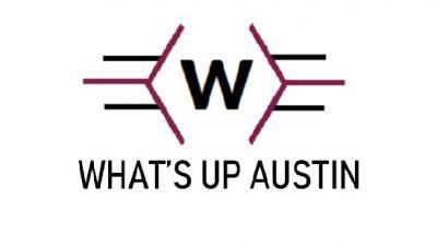 What's Up Austin logo