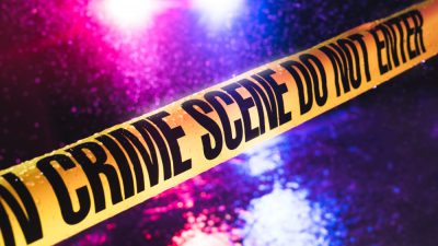 APD looks for information on homeless camp death
