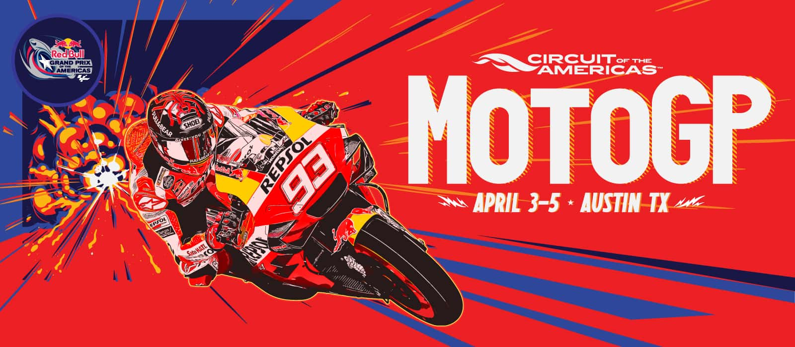 2020 MOTOGP RED BULL GRAND PRIX OF THE AMERICAS :: APRIL 3 - 5, 2020