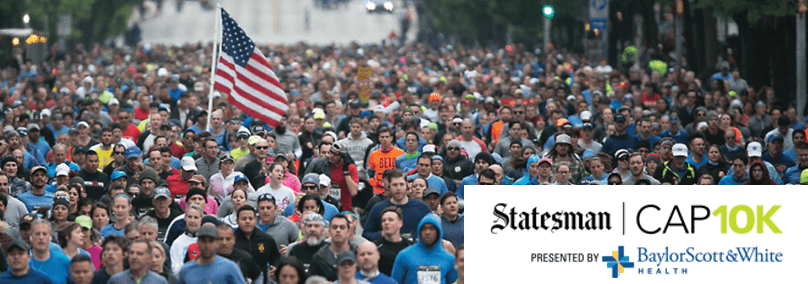 Statesman Cap 10K Presented by Baylor Scott and White Health