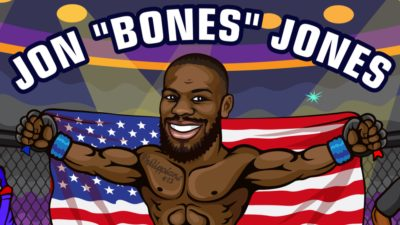 "Jon ""Bones"" Jones Says He Will Be Giving Up UFC Title Amid Pay Dispute"