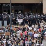 Protest group attacks Austin live streamer