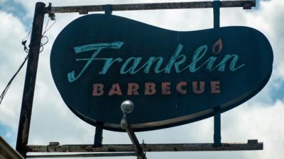 Franklin's sign