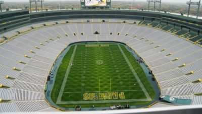Green Bay Packers To Ban Fans For First Two Home Games Of Season