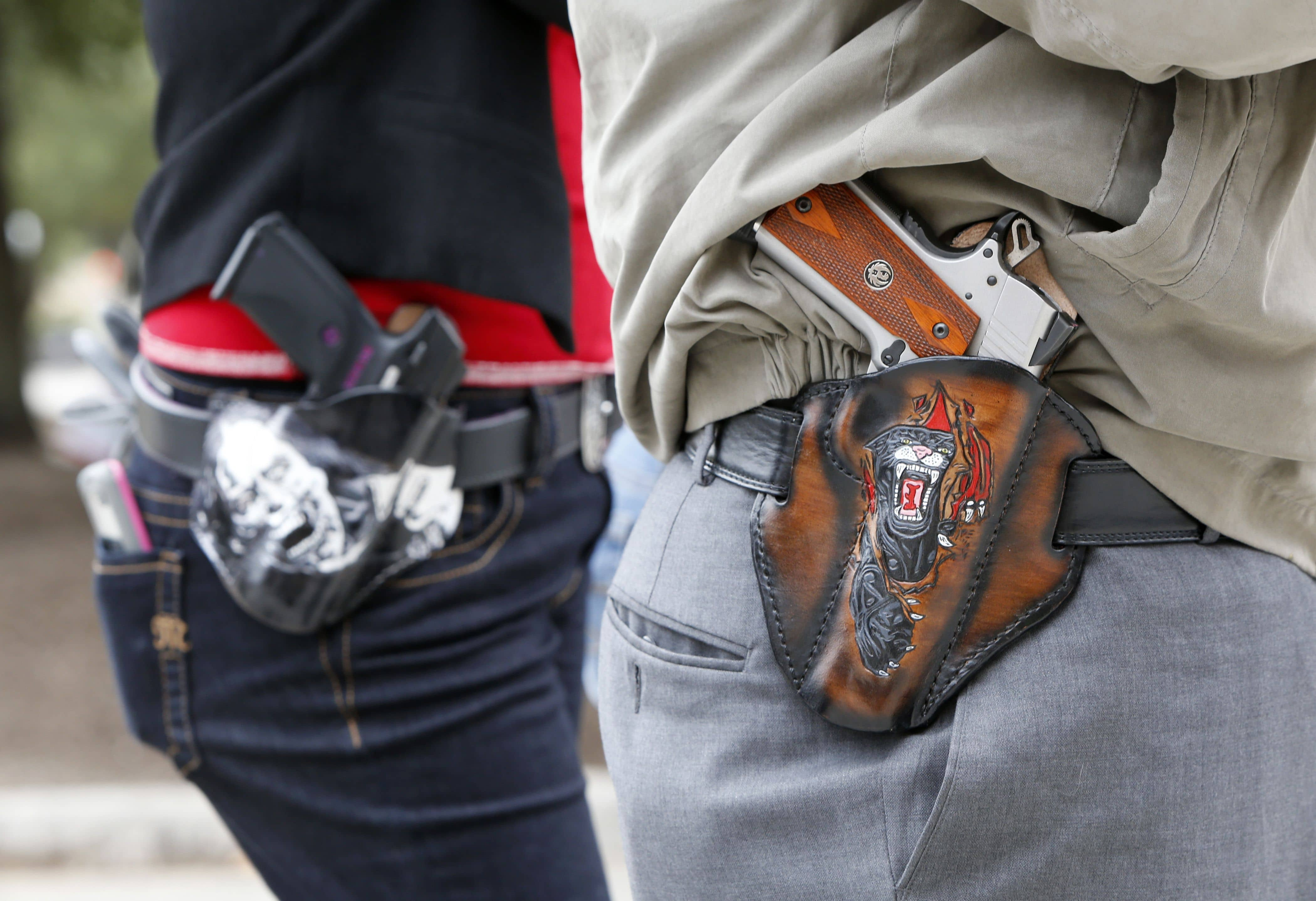 Texas Constitutional carry bill hits senate wall