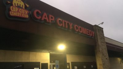 Cap City Comedy Club by Jon Cooley