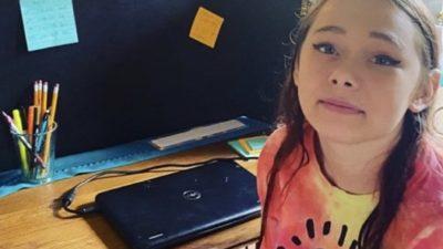 Runaway child run away Williamson County Hailey Matin