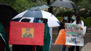 Vanessa Guillen supporters by Jewjewbeed