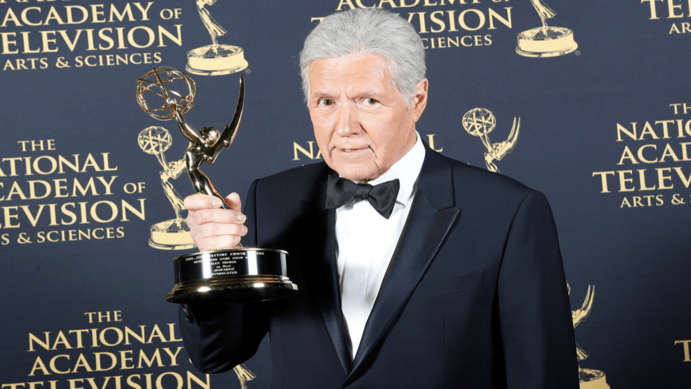 'Jeopardy!' Shares Alex Trebek's Posthumous Thanksgiving Message