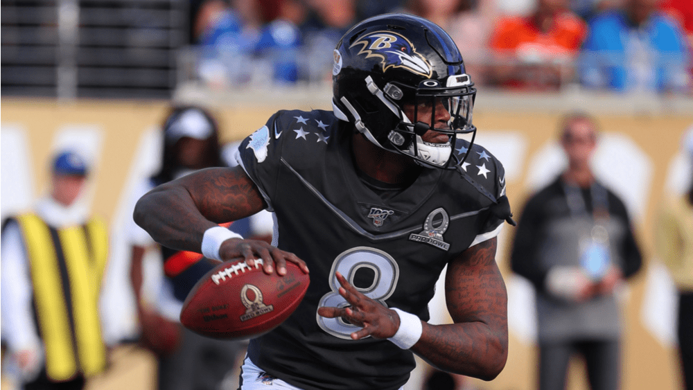 Baltimore Ravens QB Lamar Jackson Tests Positive For COVID-19