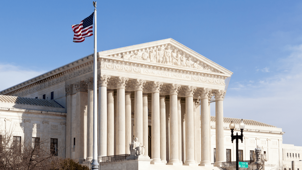 Supreme Court Blocks Coronavirus Restrictions On Houses Of Worship