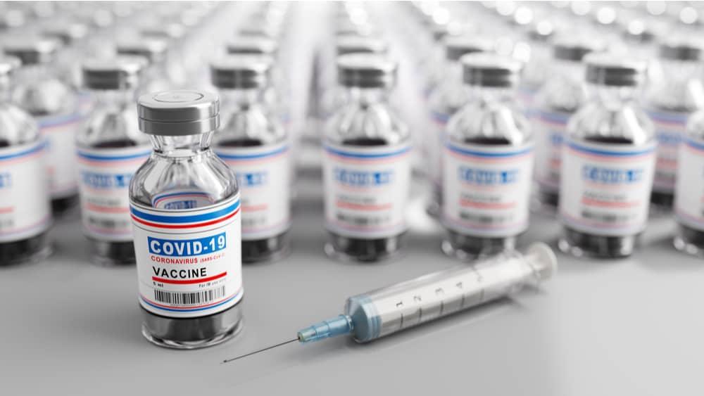 Covid Vaccine doses