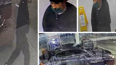 Suspect in 12/15 Exxon robbery