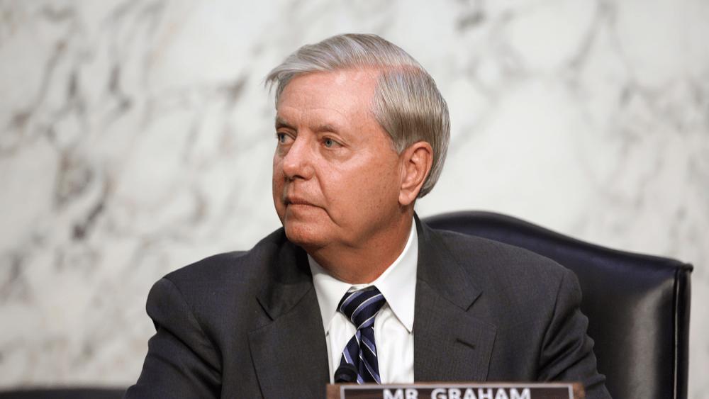 Senator Lindsey Graham calls on Senate to dismiss Trump impeachment trial