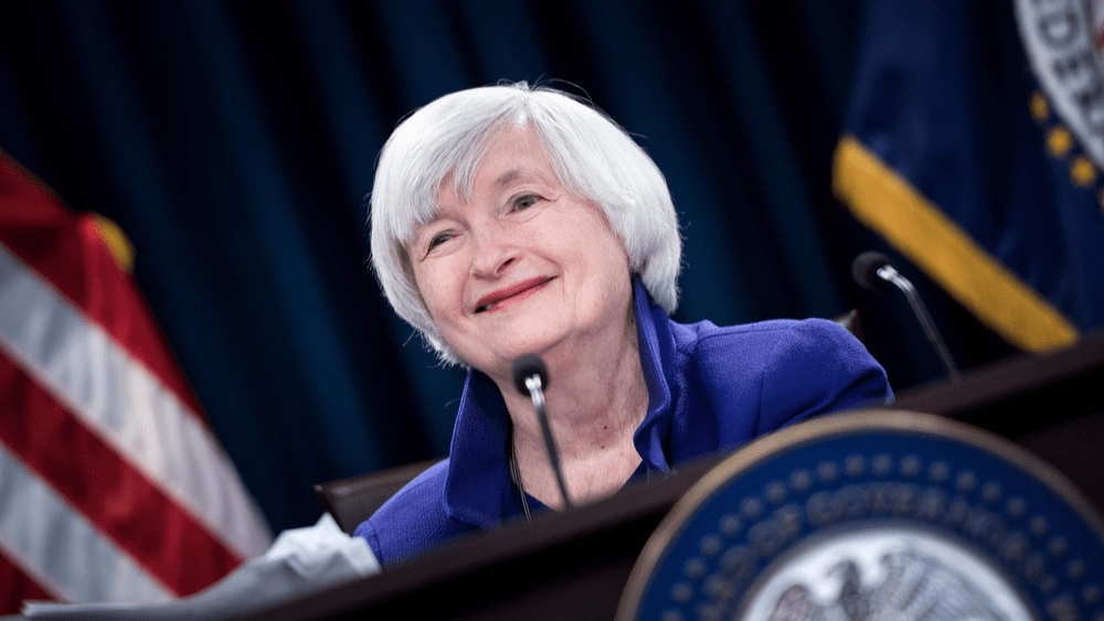 Janet Yellen confirmed by Senate as first female Treasury secretary