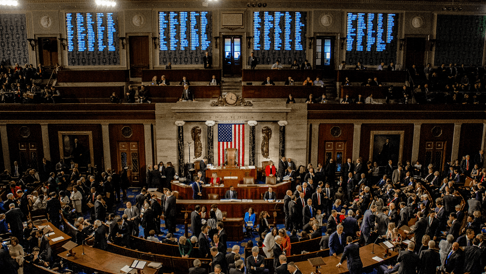 Senate debate delayed after requiring 628-page COVID-19 relief bill read out loud