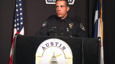 Chacon Named Permanent APD Chief