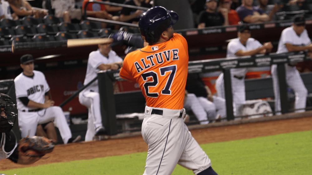 Houston Astros place Jose Altuve, Alex Bregman and Yordan Alvarez on injured list