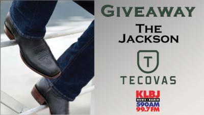 Tecovas Classic Calfskin Boots | The Jackson Giveaway
