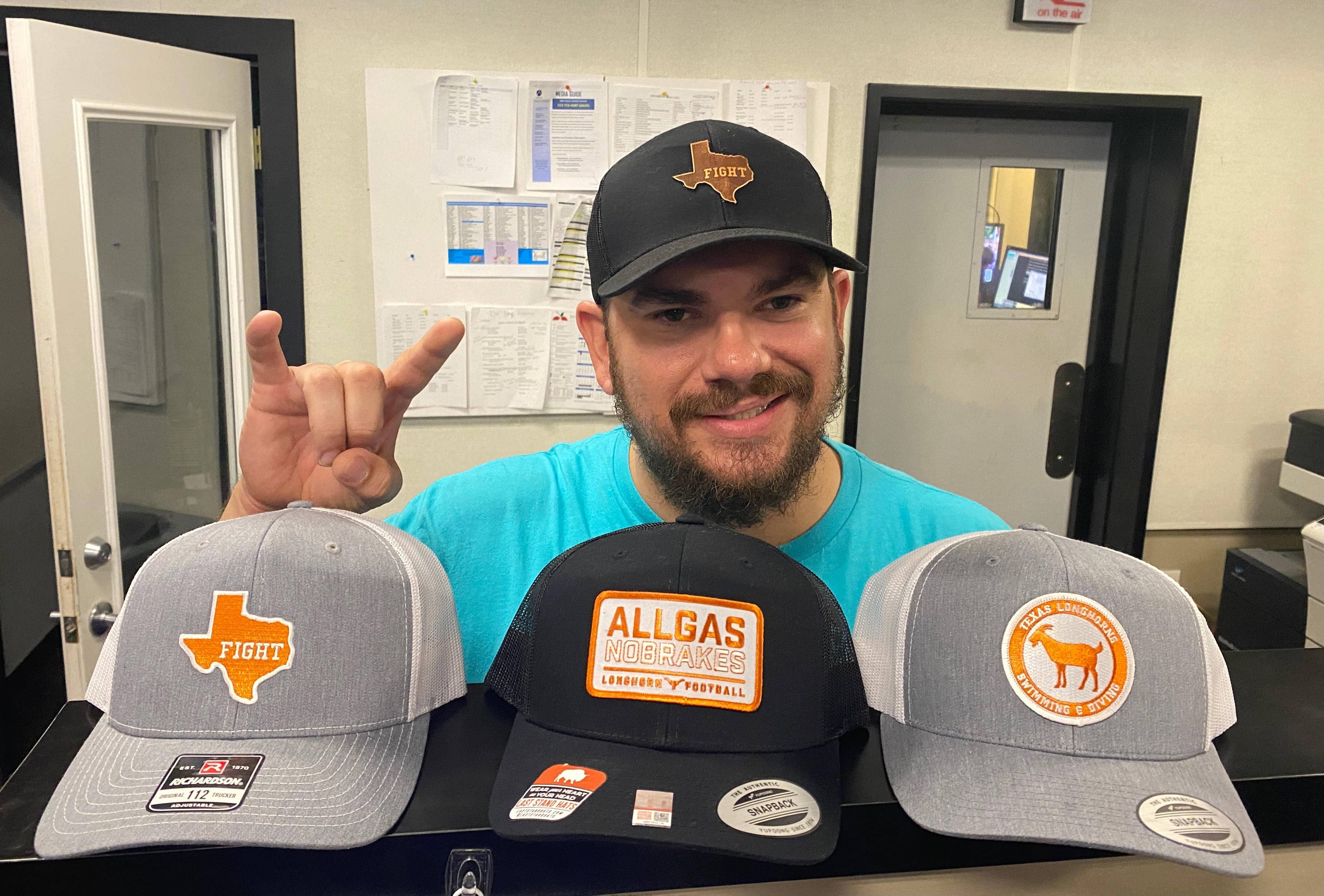 Owner of Last Stand Hats, Mike Murphy joins Sports Talk!