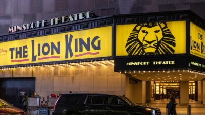 Broadway shows 'Lion King,' 'Hamilton' and 'Wicked' set reopening dates