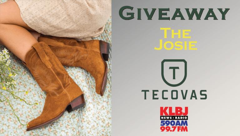 Tecovas The Josie Boot Giveaway
