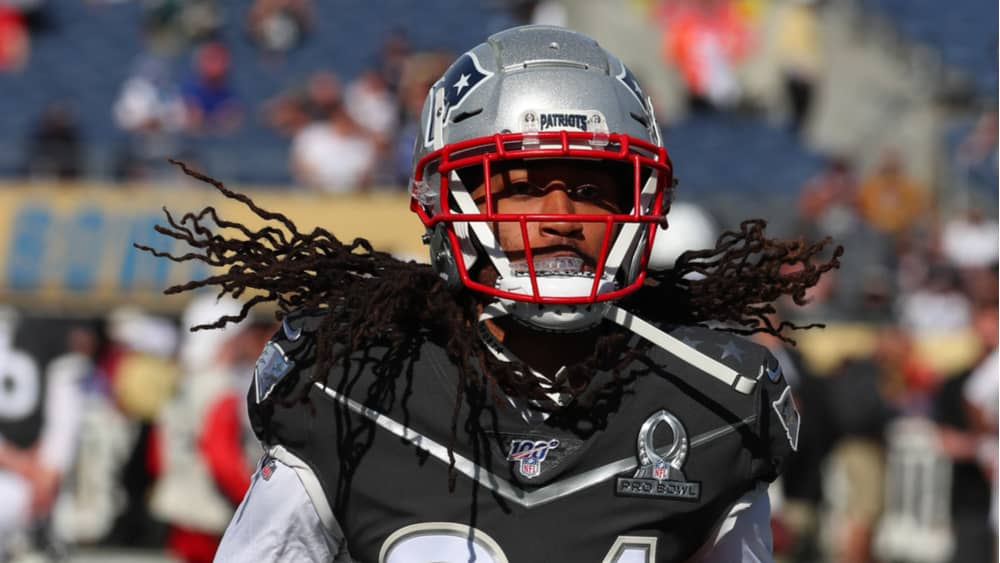 New England Patriots cornerback Stephon Gilmore skips minicamp amid contract holdout