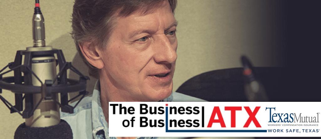 bsuiness to business klbj am radio news