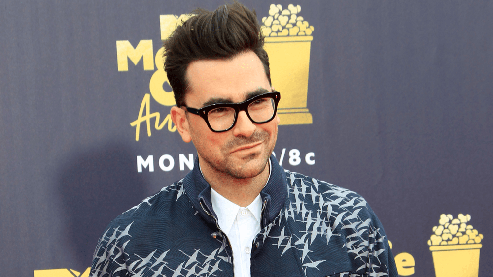 'Schitt's Creek's Dan Levy signs Netflix deal for film and television