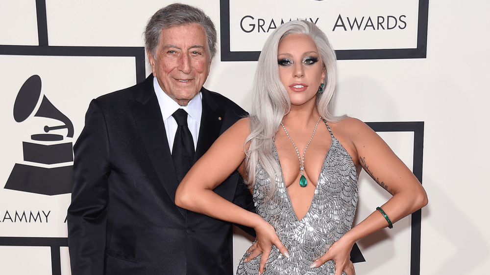 """Tony Bennett and Lady Gaga to star in three new television specials; share new music video for """"Love for Sale"""""""
