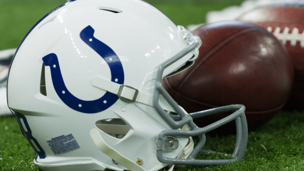 Indianapolis Colts' QB Carson Wentz sprains both ankles; uncertain for Sunday's game vs. Titans