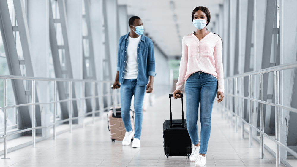 U.S. to allow vaccinated foreign travelers back into the country with proof of negative COVID-19 test