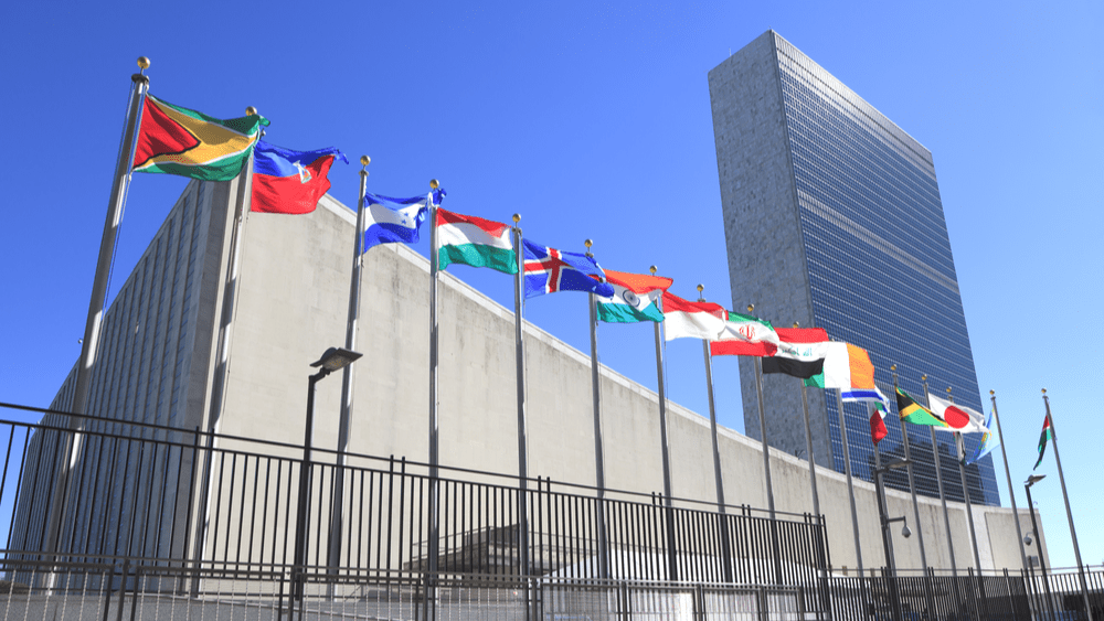 President Biden urges unity to end COVID-19, expresses hope to avoid 'new Cold War' during his address at United Nations General Assembly