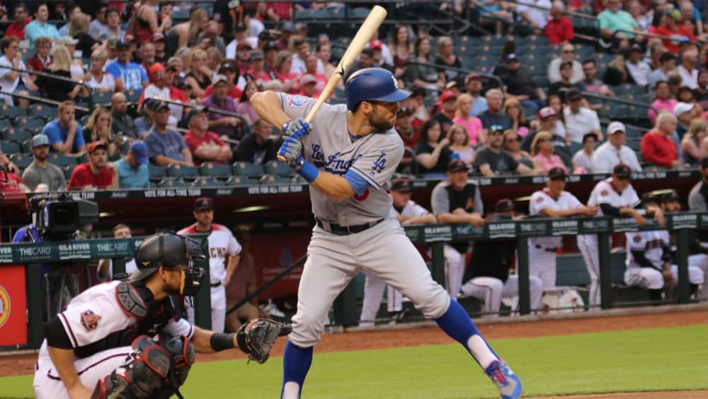 NLCS Game 5:  Los Angeles Dodgers defeat Atlanta Braves 11-2 to force Game 6