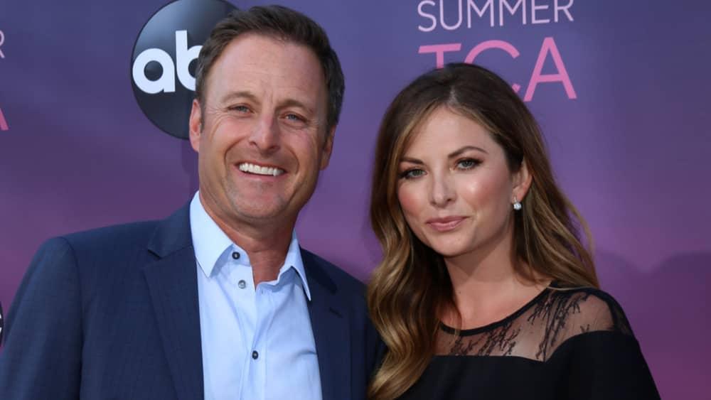 Former 'Bachelor' host Chris Harrison is engaged to Lauren Zima