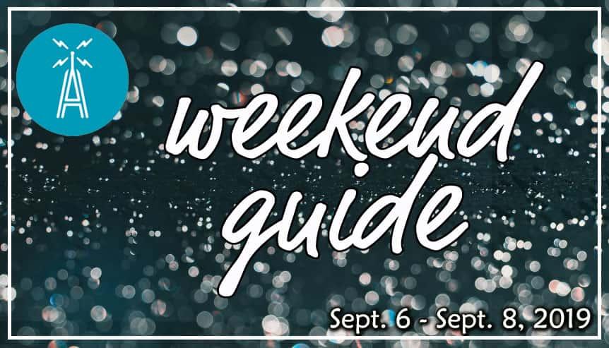 Austin City Limits Radio Weekend Guide 9-6 through 9-8