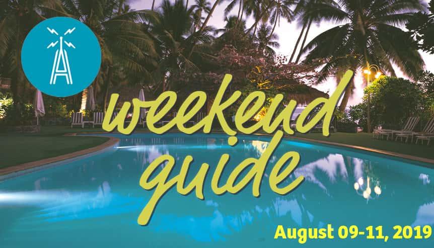 Austin City Limits Radio Weekend Guide 8-9 through 8-11