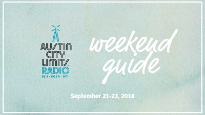 ACL Radio Weekend Guide