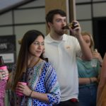 Jade Bird in the Dell Music Lounge: Fans in the Dell Music Lounge