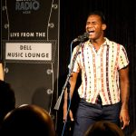 Leon Bridges in the Dell Music Lounge: Leon Bridges in the Dell Music Lounge