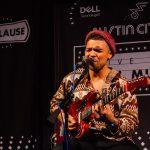 Dell Music Lounge with Devon Gilfillian: Devon Gilfillian singing