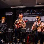 Dell Music Lounge with Devon Gilfillian: Devon Gilfillian and band