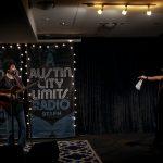 Adam Melchor Live on Austin City Limits Radio: Adam Melchor on stage