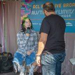 Backstage at Austin City Limits Music Festival 2019: Billie Eilish backstage at acl fest