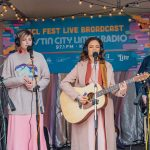 Backstage at Austin City Limits Music Festival: Jane Ellen Bryant
