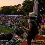 Blues on the Green May 22nd, 2019: Sir Woman on stage