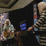 Flora Cash: Flora Cash performing