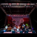 Blues on the Green May 22nd, 2019: Blues on the Green stage with Jamestown Revival